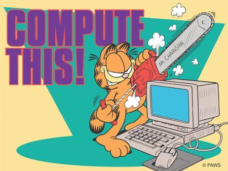 garfield compute