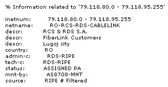 rds city link fiber modem shit